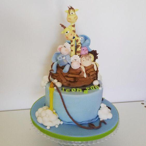 Per il primo compleanno di mio figlio.  - Cake by Sabrina_Adamo: