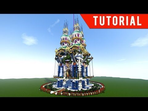Minecraft How To Build A Modern Underwater House Tutorial How