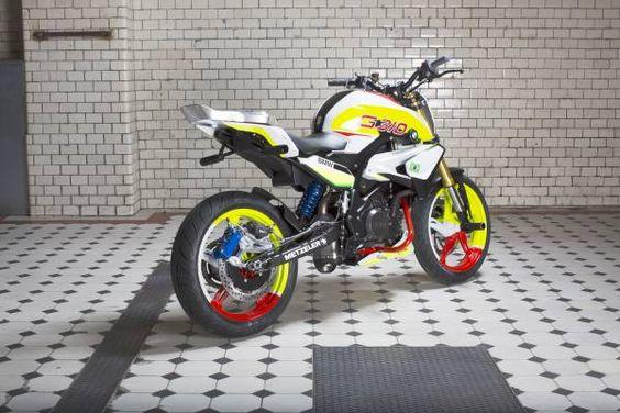 Moto :BMW Concept Stunt G 310 http://infos-75.com