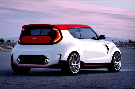 KIA TRACKSTER CONCEPT - I REALLY WANT KIA TO MAKE THIS CAR FOR PURCHASE!