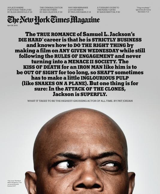 New York Times Mag (US)