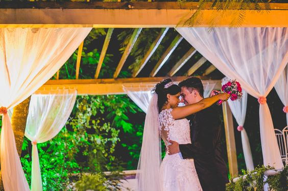 Casamento Quesia e Igor   Parceria com a Melodia Foto e Filme