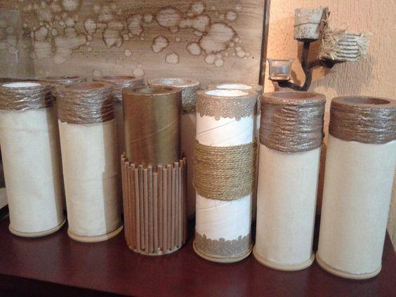 tubos generación creativa tubos de de cartón artesanias caja de