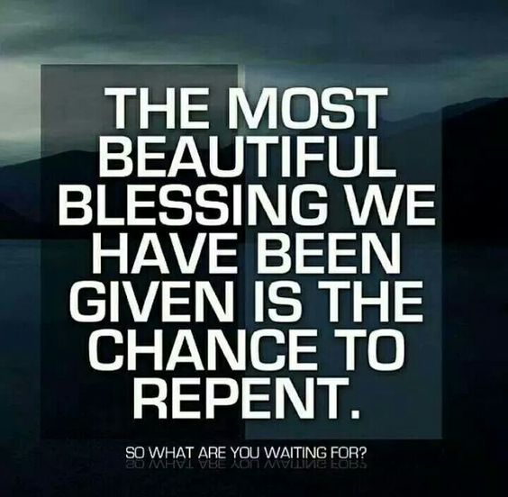 Beautiful blessing