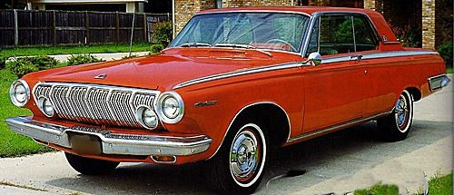 1960s Dodge - Photo Gallery