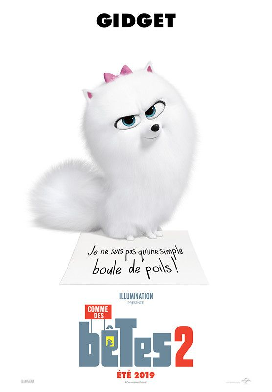 Universal Pictures France In 2020 Secret Life Of Pets Universal Pictures Secret Life