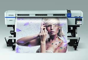 Epson launches first eco-solvent based printer
