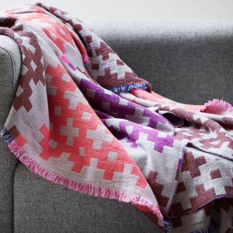 DESIGNDELICATESSEN - HAY - Plus 9 Pink - tæppe