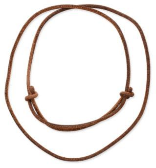 Rust Leather Cord | James Avery