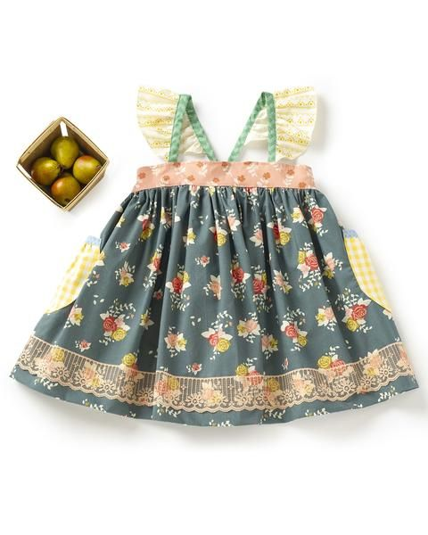 YOUNGER TREE Infant Toddler Baby Girl Spring Summer Dress Outfit Strap Backless Princess Dress Yellow Floral Sundress