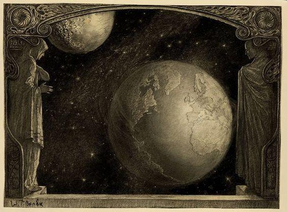 Inograma: W.T Benda: Arte vigente desde 1930.