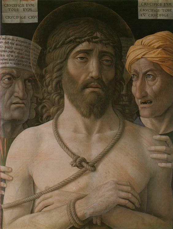 Ecce Homo - Mantegna