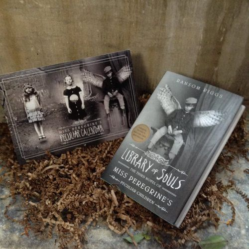Library of Souls: Miss  Peregrine's Peculiar Children: