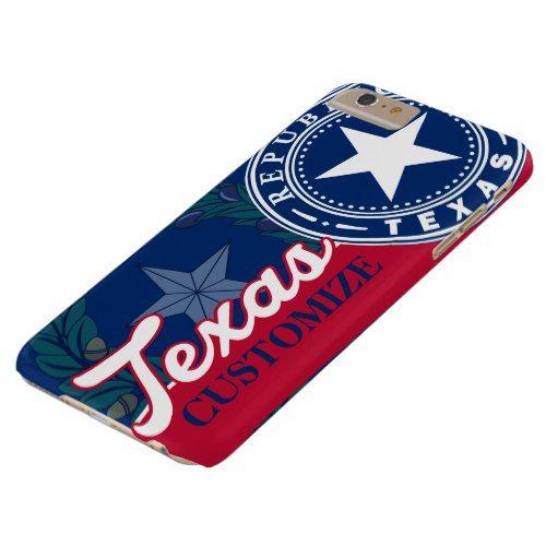 Patriotic Vintage Texas Flag Seal Case Mate Iphone Case Zazzle Com Iphone 6 Plus Case Iphone Cases Iphone 6 Plus