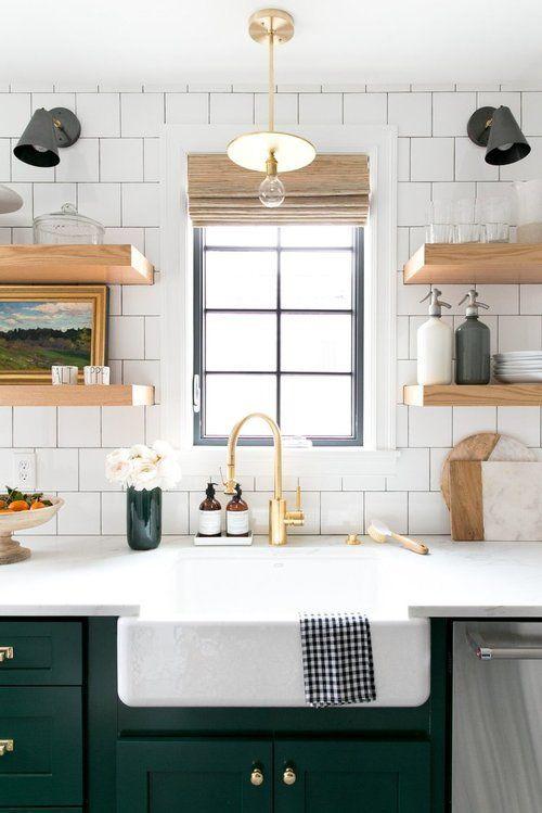 12 Ceramic Tile Backsplash Ideas You Should Seriously See Cuisines De Ferme Modernes Cuisine D Interieur Contemporain Et Comment Amenager Une Petite Cuisine