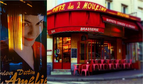 Le fabuleux destin d'Amélie Poulain | Flickr - Photo Sharing!
