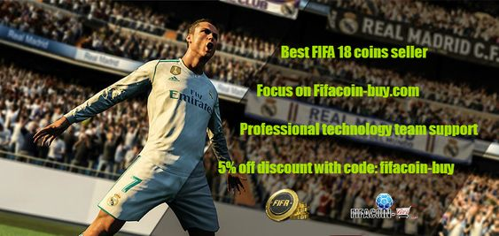 cheap FIFA 18 Comfort Trade Coins with 5% off