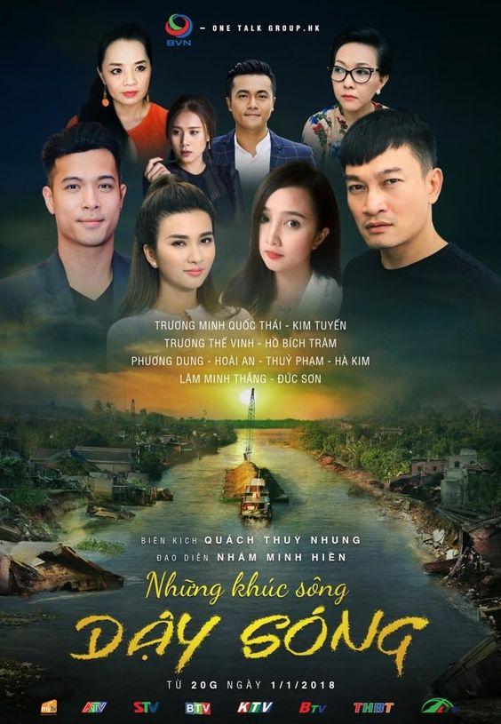 Phim Những Khúc Sông Dậy Sóng