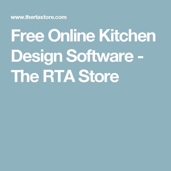 Free Online Kitchen Design Software The Rta Store