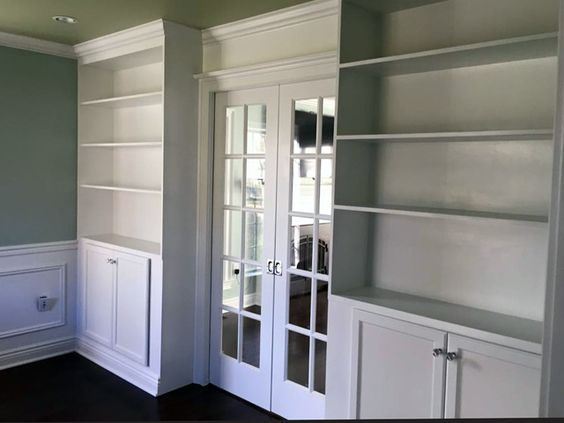 HH Remodeling Co. | Residential Remodeling & Renovations HH Remodeling Co. | Residential Remodeling & Renovations #remodeling #renovations #makeover #doubledoors #builtins