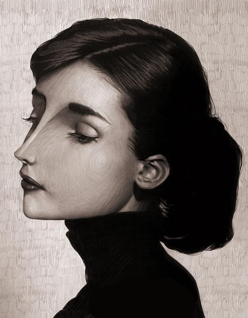 Audrey Hepburn | Antonio Lorente: