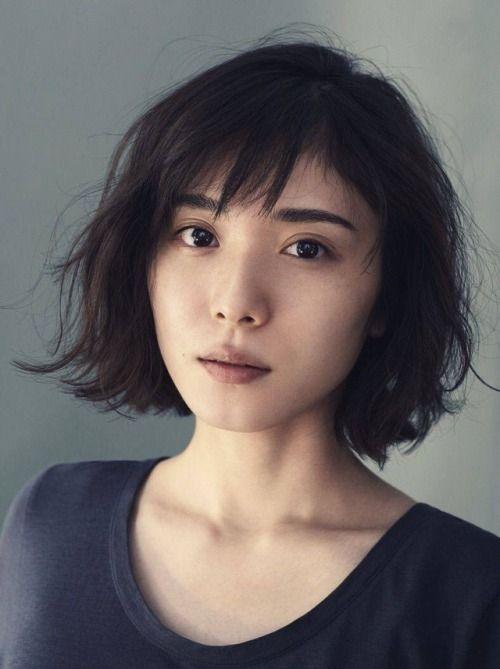 松岡茉優 Tumblr 茉優 短い髪のためのヘアスタイル ジャパニーズ