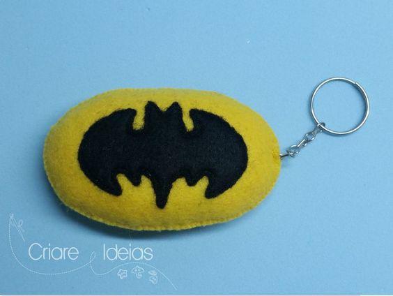 Chaveiro do Batman