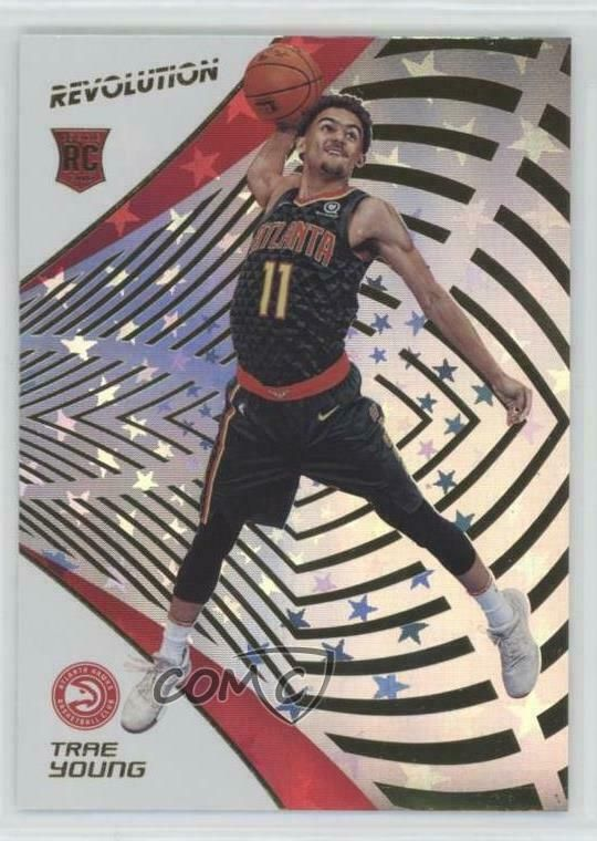 Details About 2018 19 Panini Revolution Astro Trae Young 150 Rookie In 2020 Young Astro Panini