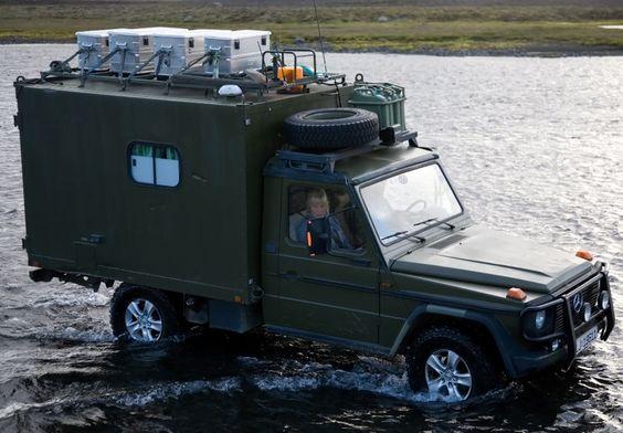mercedes g wagen overland 4x4 camper camp wagon pinterest 4x4 et camping cars. Black Bedroom Furniture Sets. Home Design Ideas