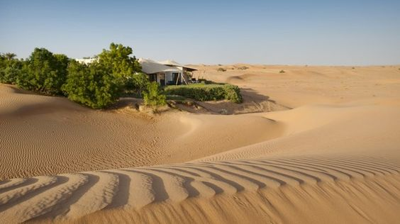 Desolated Decadence: The Planet's Top Desert Retreats