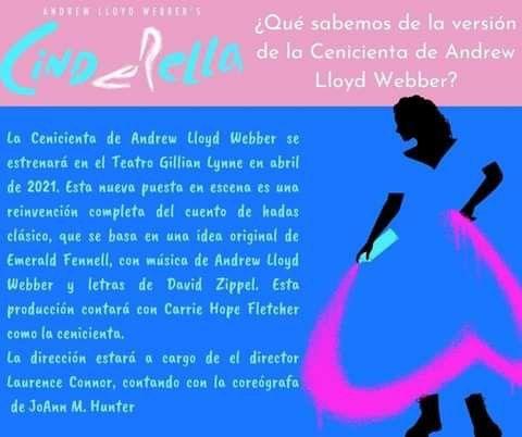 Cinderella 2021 Musicals Angelica Hansen