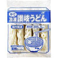 業務スーパーの冷凍「讃岐うどん」がとにかく安くて美味しい!