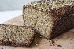 Pan saludable de chía y quinoa