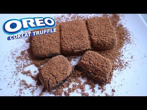 Merubah Oreo Jadi Cemilan Coklat Super Enak Youtube Oreo Cemilan Truffle