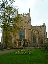 Dunfermline Abbey...Burial place of King Robert the Bruce