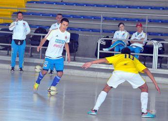 RT @FCFSeleccionCol: Al 100% en cada práctica de #FCFFutsal. http://t.co/k3EVdlpQVO