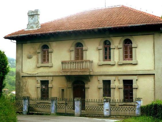 Linares, Oviedo, Chalet de Bolero