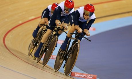 London 2012: Olympic track cycling via http://newsmix.me