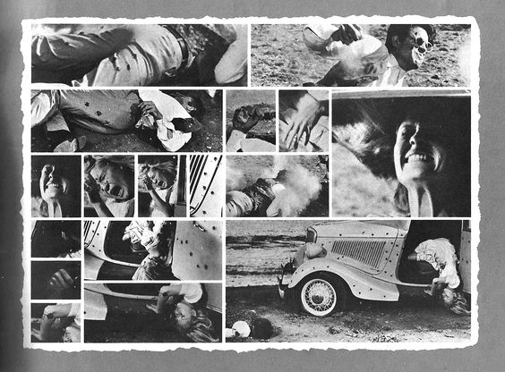 "bonnie and clyde death photos | First stanza of ""The Story of Bonnie and Clyde"" by Bonnie Parker"