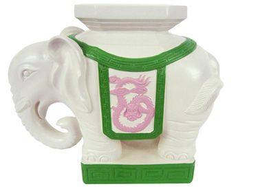 Lilly Elephant Stool