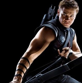Hawkeye from The Avengers