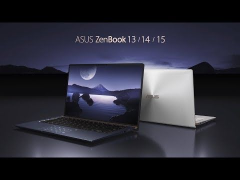 Asus Zenbook 14 Ux433fa Dh74 Ultra Slim Laptop 14 Full Hd 4 Way Nanoedge Bezel 8th Gen Intel Core I7 8565u Processor 16gb 512gb Pcie S Asus New Laptops Laptop