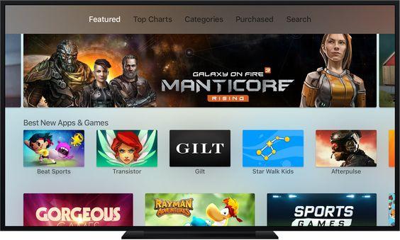 Apple lança prévia do tvOS para desenvolvedores  MacMagazine.com.br