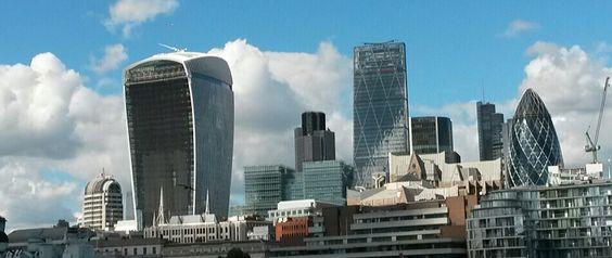 Distrito Financiero, Londres