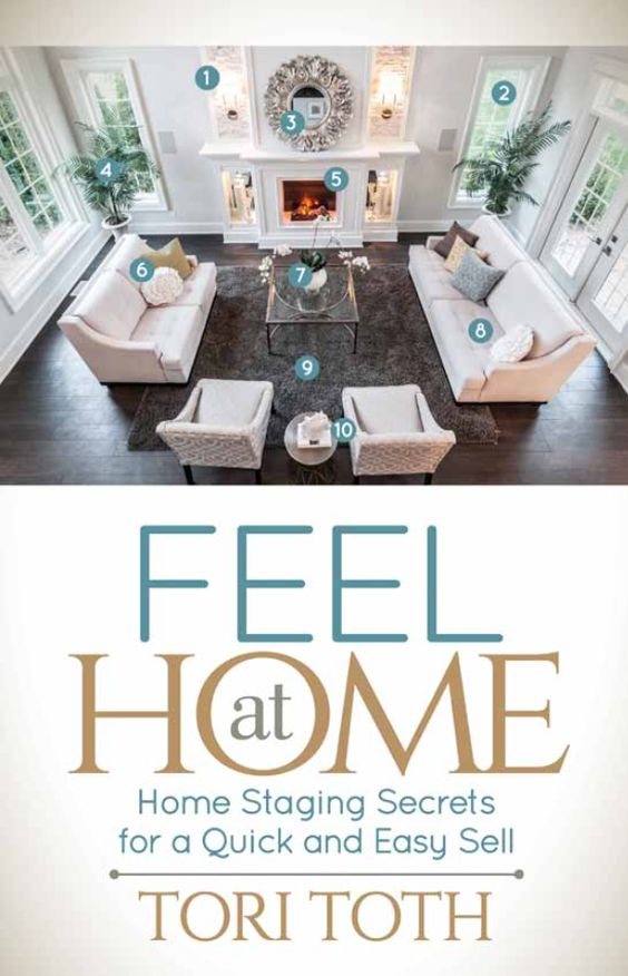 Staging tips for selling a home
