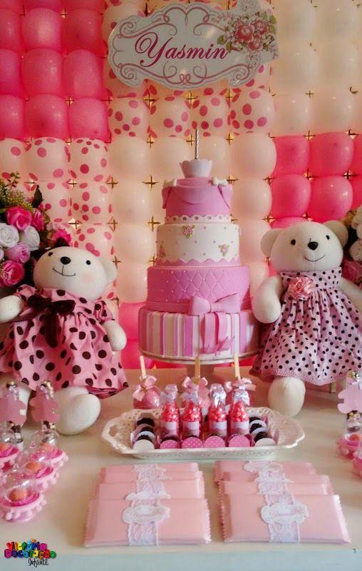 - Victoria Decoração Infantil -: Ursas - Yasmin