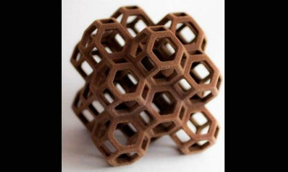 Crean impresora 3D que produce golosinas y adornos comestibles