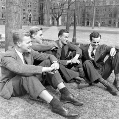 Yale Swim Team 1941