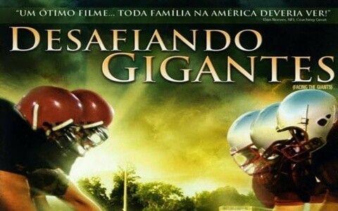 Desafiando Gigantes Filme Completo Em Portugues Filme Desafiando Gigantes Nunca Desista Nunca Volte Atras Nunca P Desafiando Gigantes Filmes Gospel Filmes