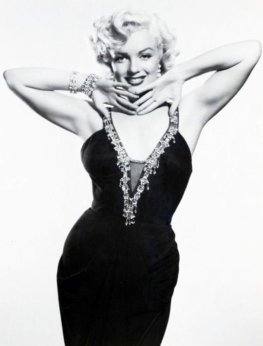 Sublime Marilyn Monroe